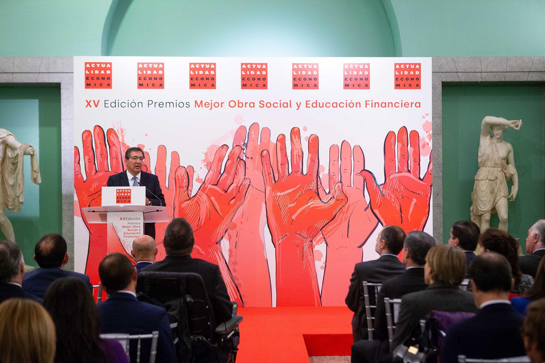 Premio a la Fundacion Cajasol
