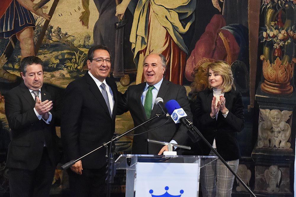 Antonio Pulido en Algeciras
