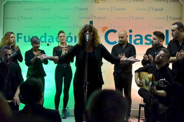 Cajasol Cádiz celebra sus Gozos de Diciembre