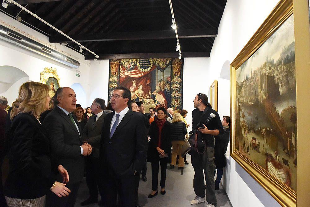 Visita a la exposicion del Barroco en Algeciras
