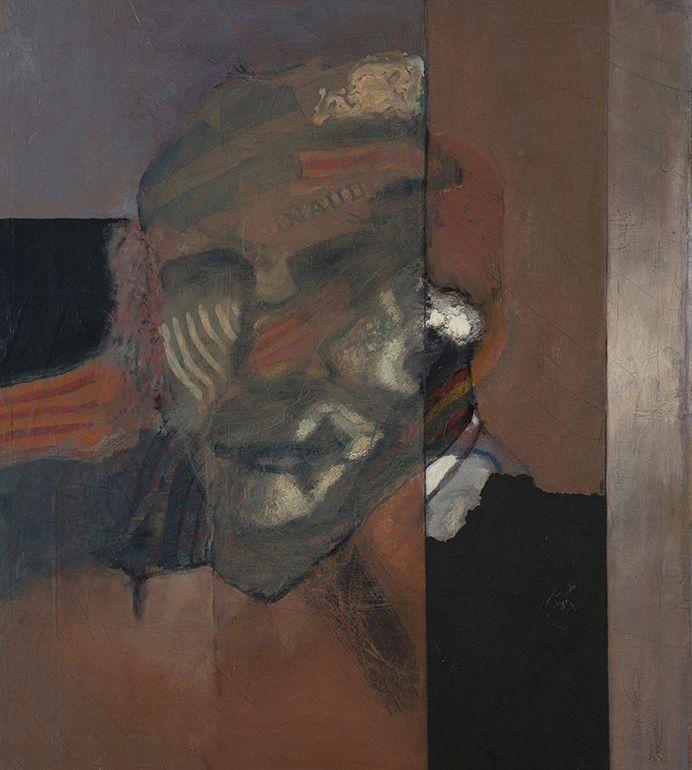Antonio Pulido Cajasol - Fundación Cajasol adquiere la obra Cabeza Bacon de Luis Gordillo