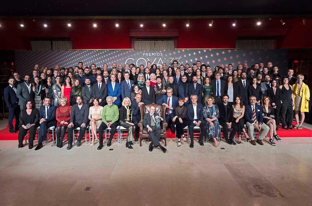 El cine celebra su gran noche en Sevilla y la Fundación Cajasol colabora como dinamizador cultural