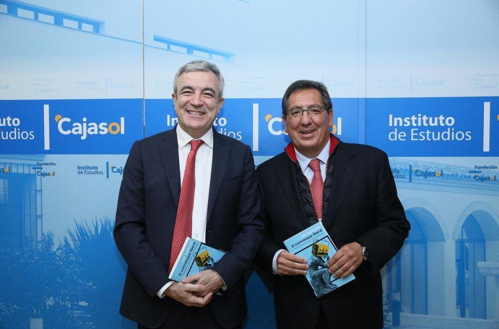Antonio Pulido y Luis Garicano