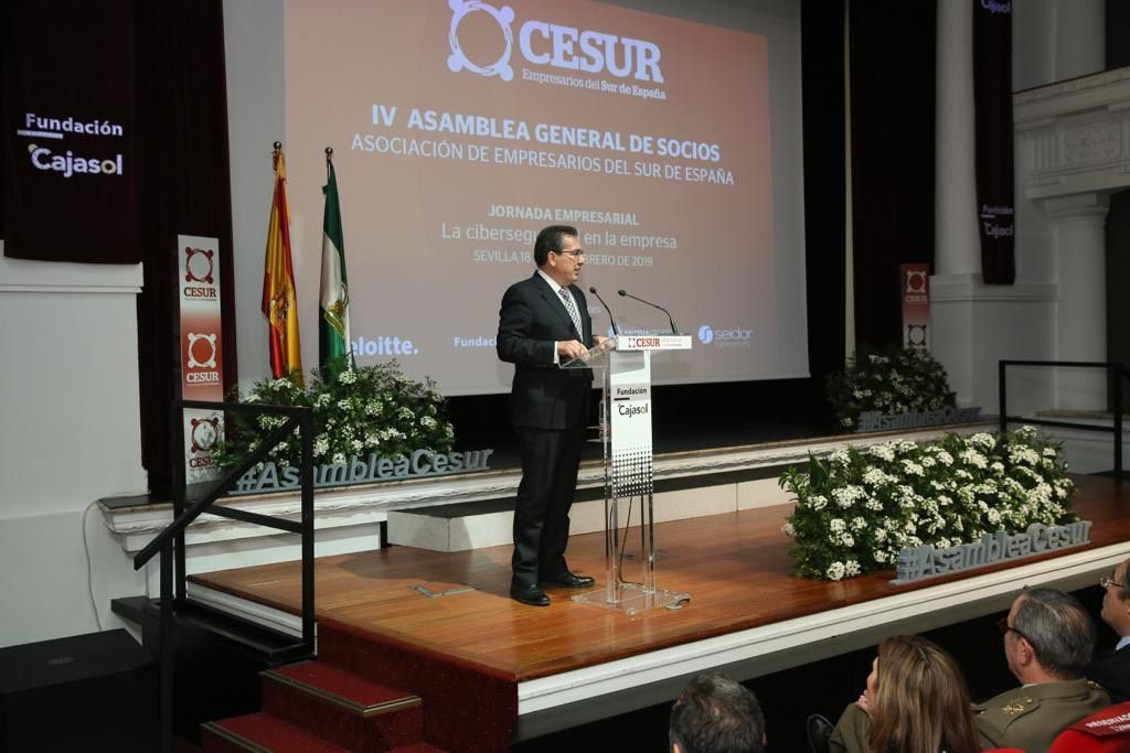 Antonio Pulido Ciberseguridad