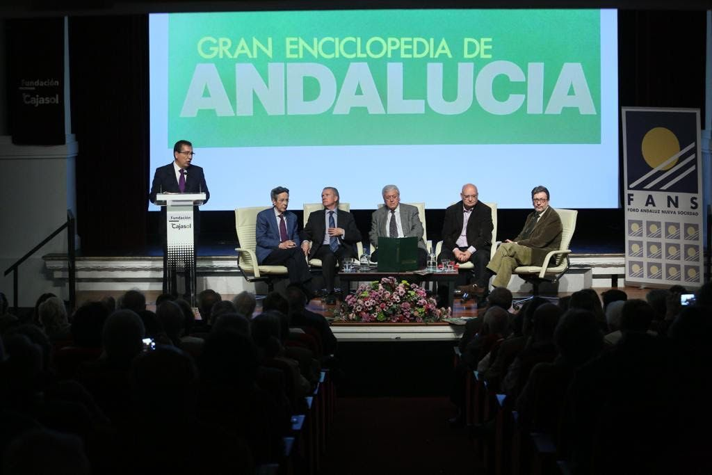 Antonio Pulido Gran Enciclopedia Andalucia