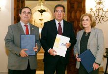 La Fundación Cajasol mantiene su compromiso con la Universidad Pablo de Olavide
