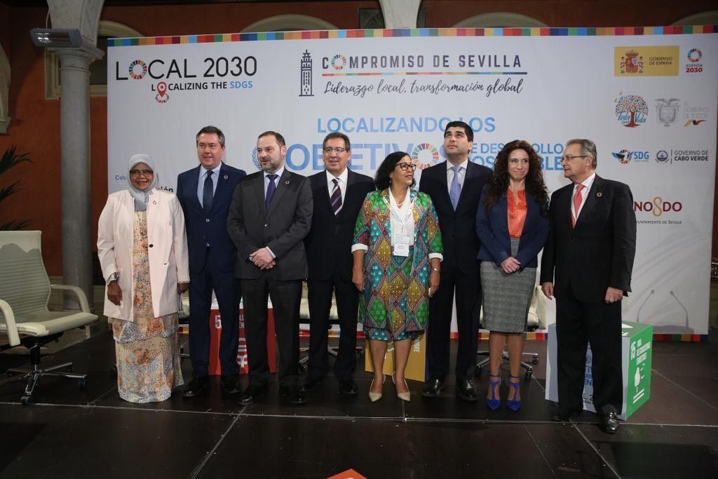 Cajasol Cumbre Desarollo Sostenible