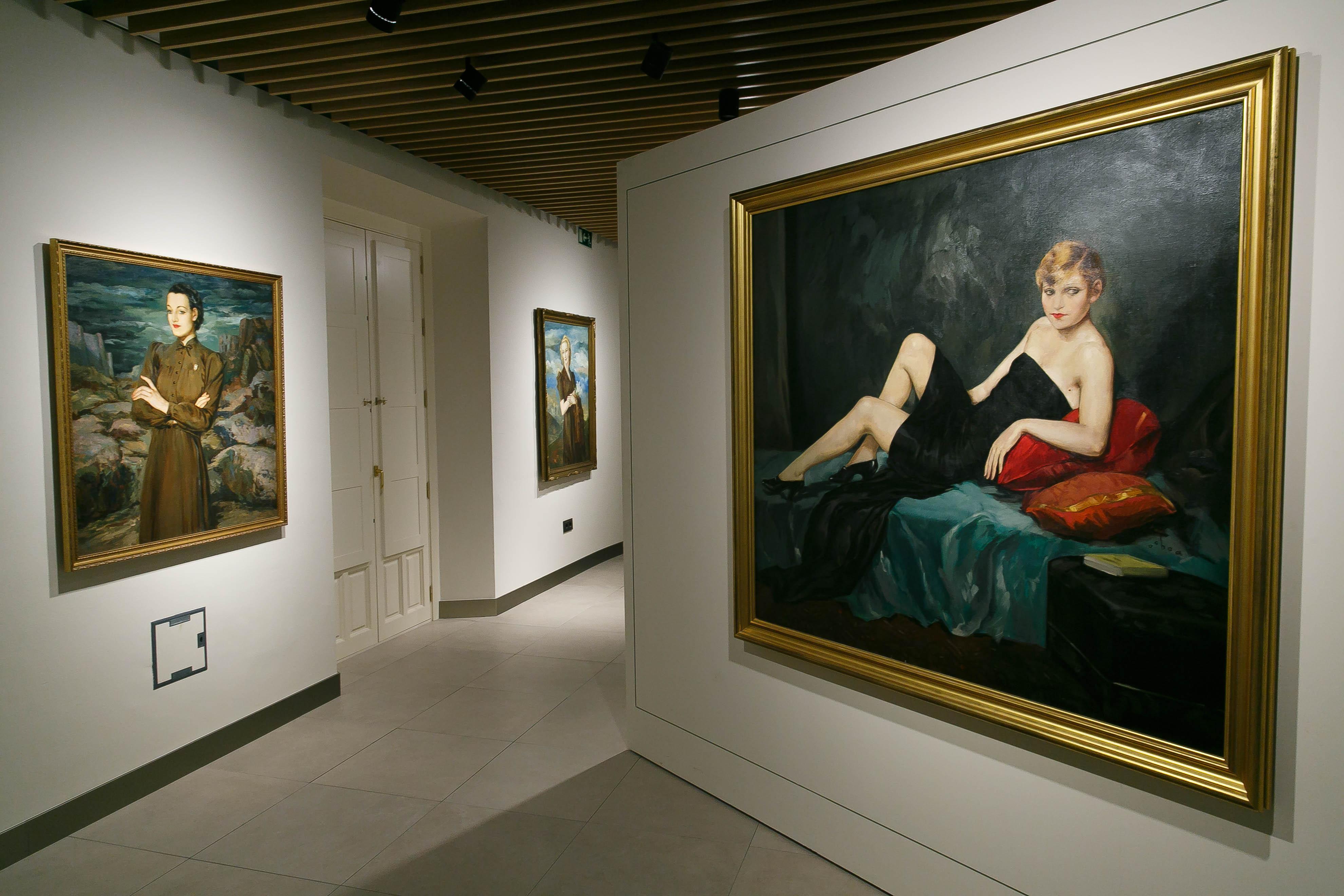 Nueva sala de exposiciones de la Fundación Cajasol