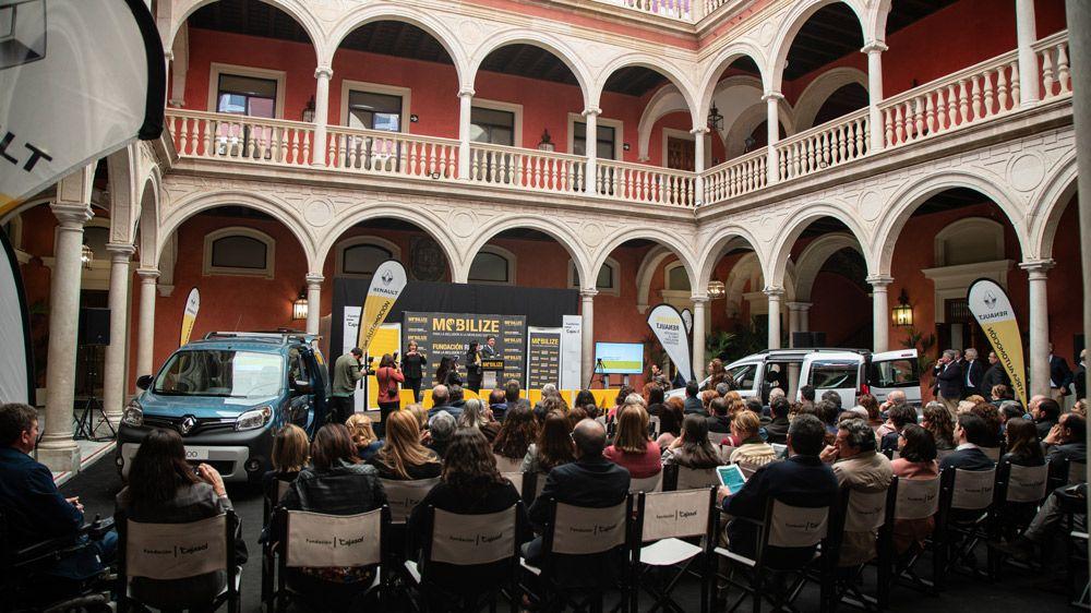 Evento de Renault en Cajasol