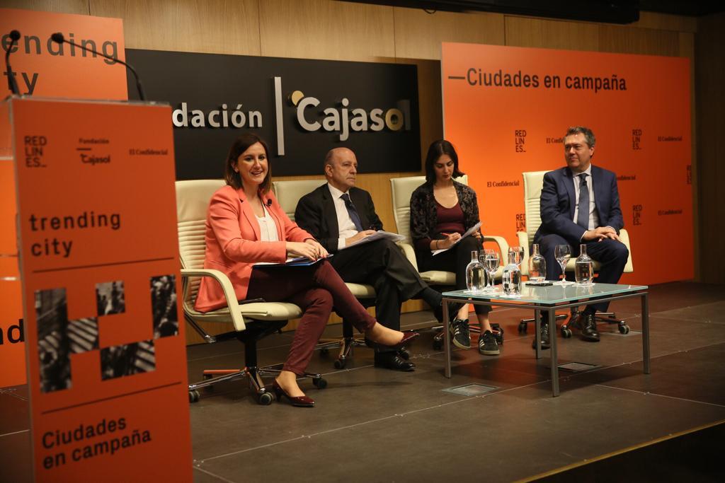 Trending City, jornada en la Fundación Cajasol
