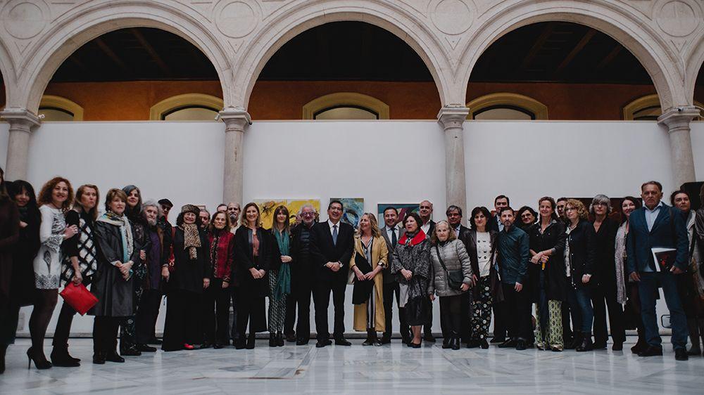 Cajasol I Fotos 25 de Abril - Exposición del banco de alimentos-13