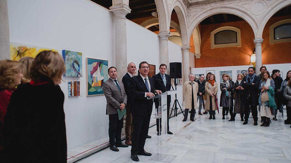 Cajasol I Fotos 25 de Abril - Exposición del banco de alimentos-9