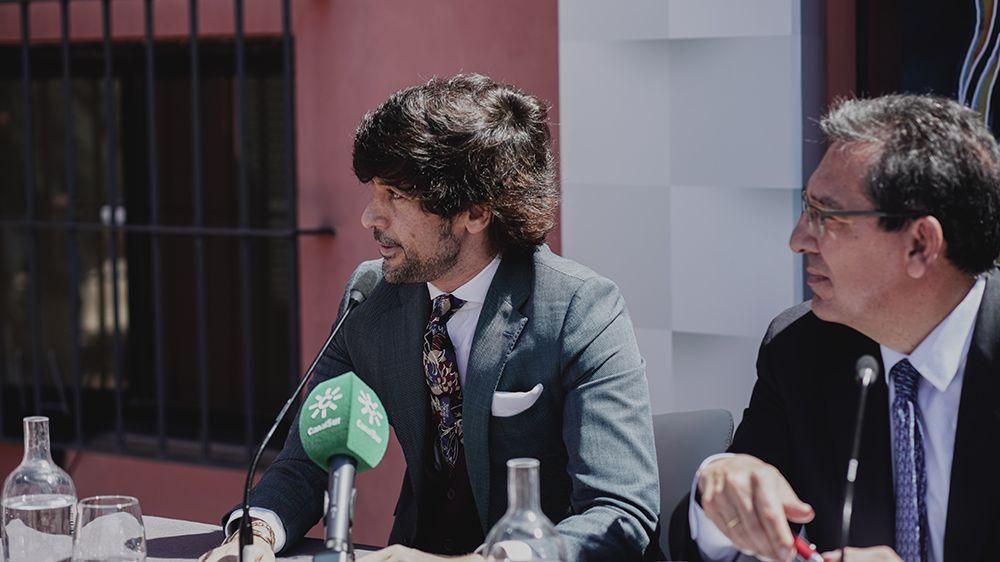 Antonio Pulido y Manuel Lombo