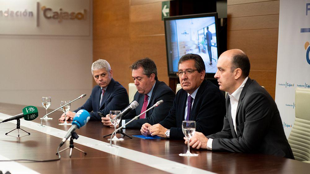 Cajasol presenta Edificio Villasis