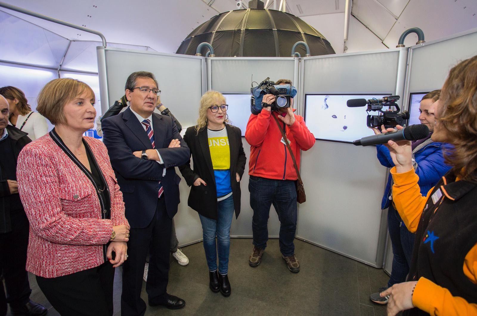 El Artico se rompe Cajasol CaixaBank