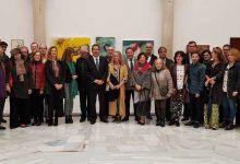 """Inauguración de """"Artistas contra el Hambre"""""""