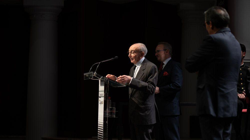 Antonio Ríos Ramos en Fundación Cajasol
