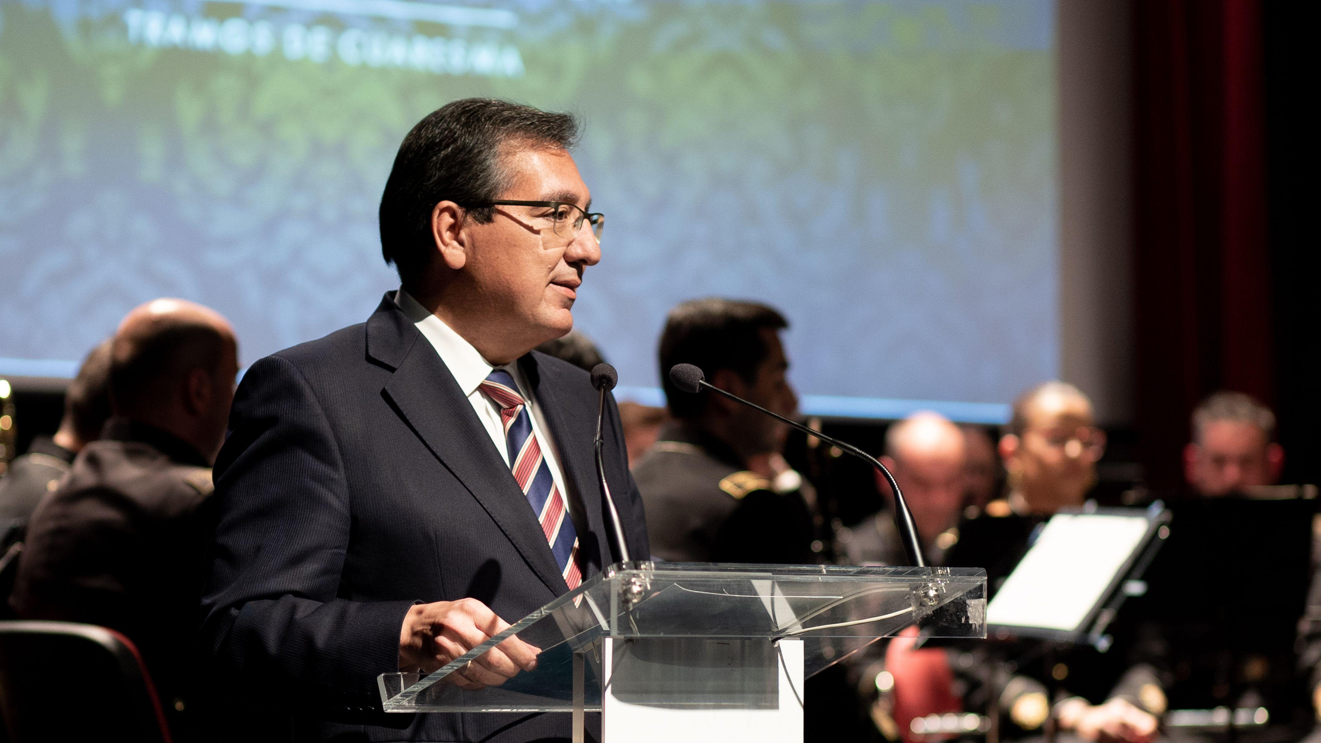 Antonio Pulido en Fundación Cajasol