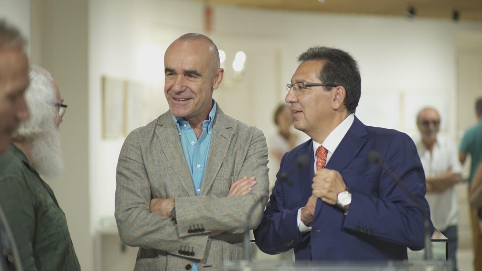 Antonio Pulido Cajasol exposicion Sevilla