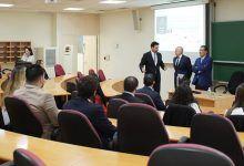 Hilario Albarracín, presidente de KPMG España, en el Club de Directivos