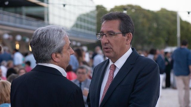 Antonio Pulido asiste a la XX Gala Autismo Sevilla