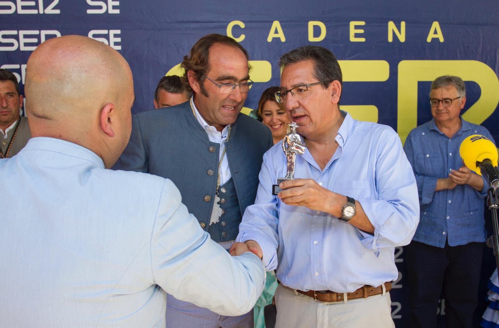 Antonio Pulido Cadena Ser Huelva