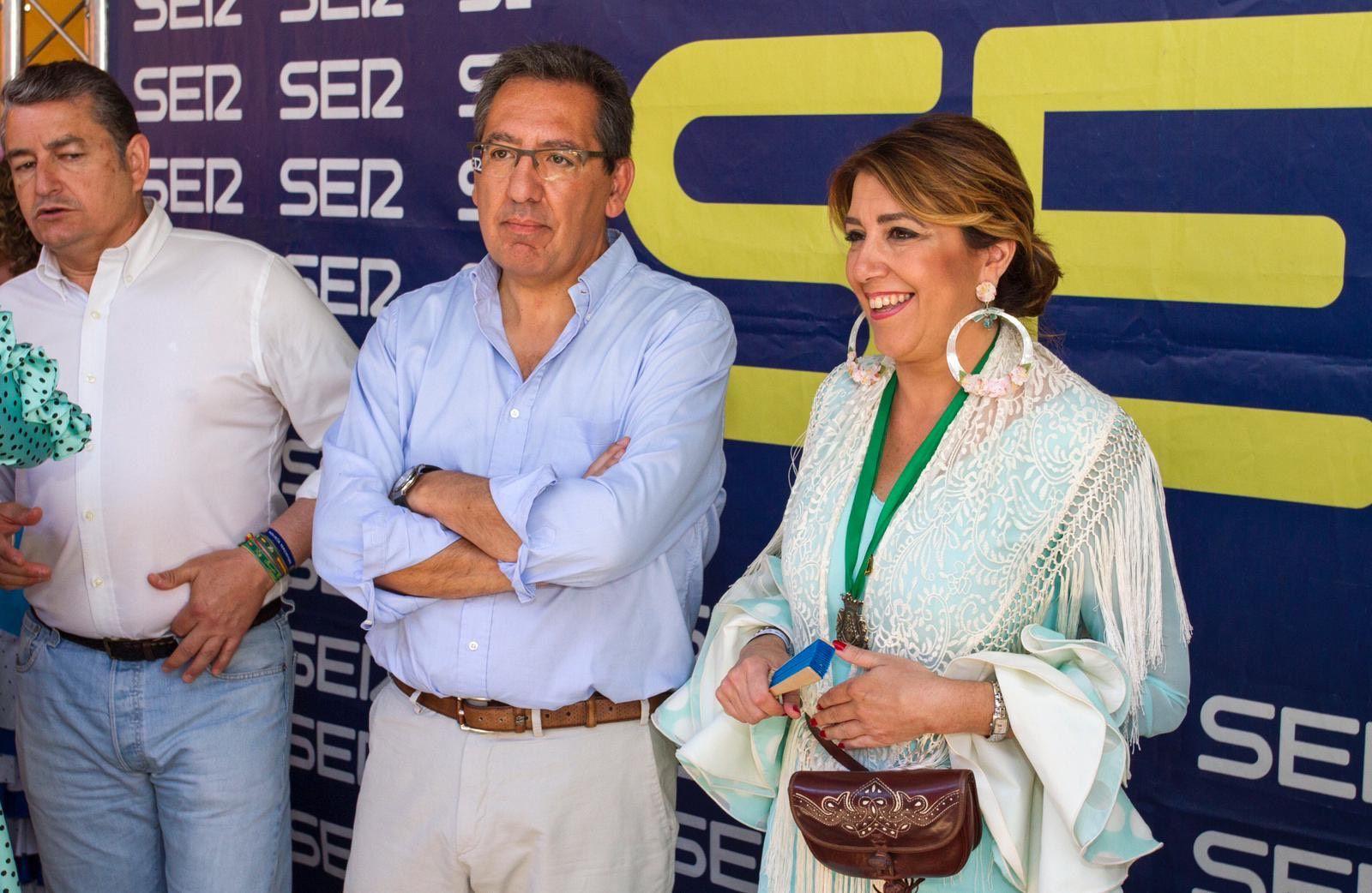 Antonio Pulido Susana Diaz