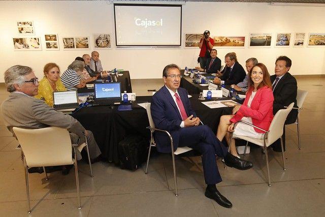 Patronato Fundación Cajasol