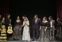 Demostración de talento en Fundación Cajasol con la Fundación Cristina Heeren de Arte Flamenco