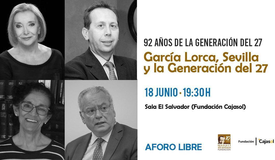 Generación del 27 en Fundación Cajasol