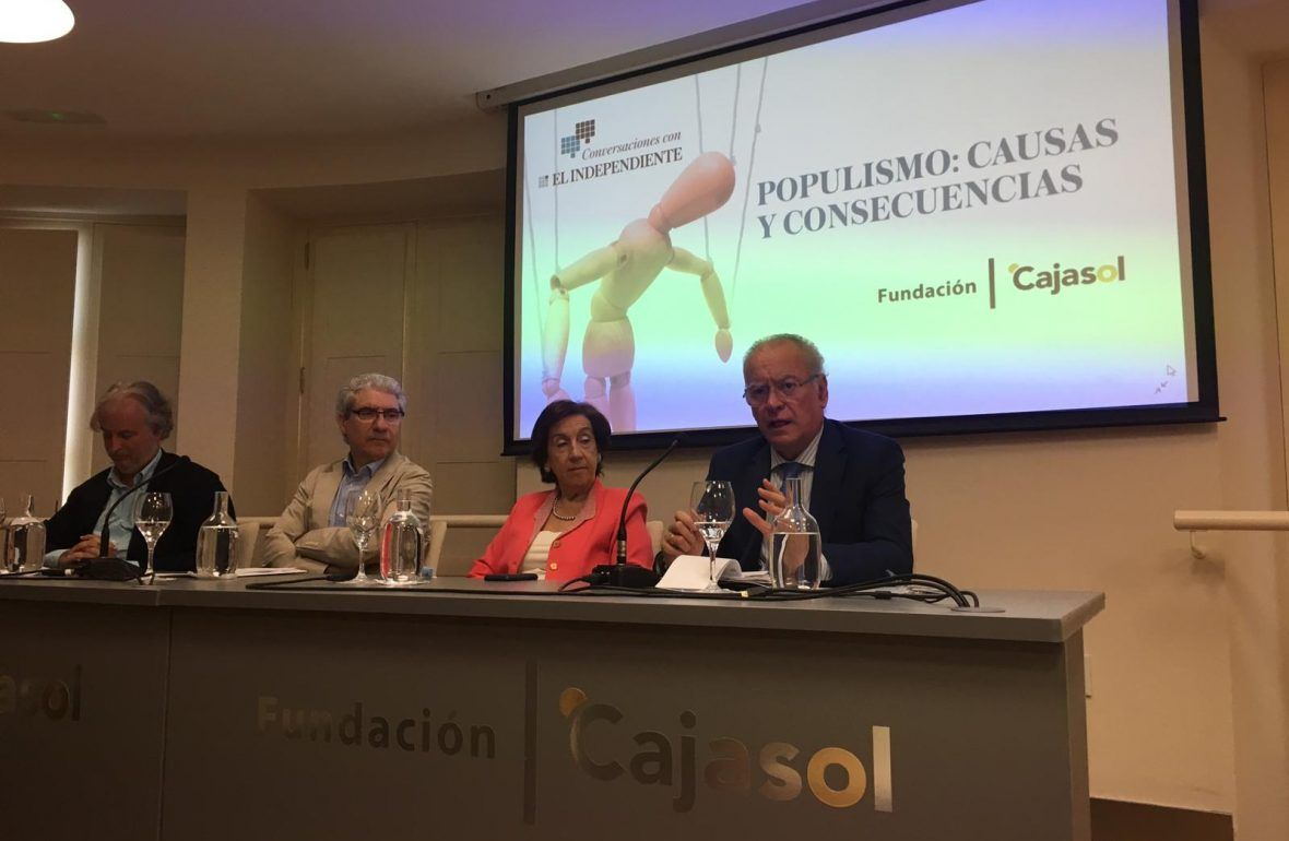 Fundación Cajasol y El Independiente - Conversaciones sobre Populismo
