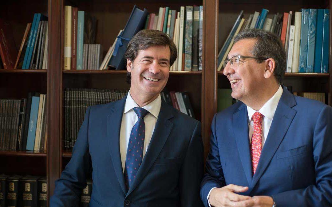 Fundación Cajasol y CES impulsan el tejido empresarial sevillano