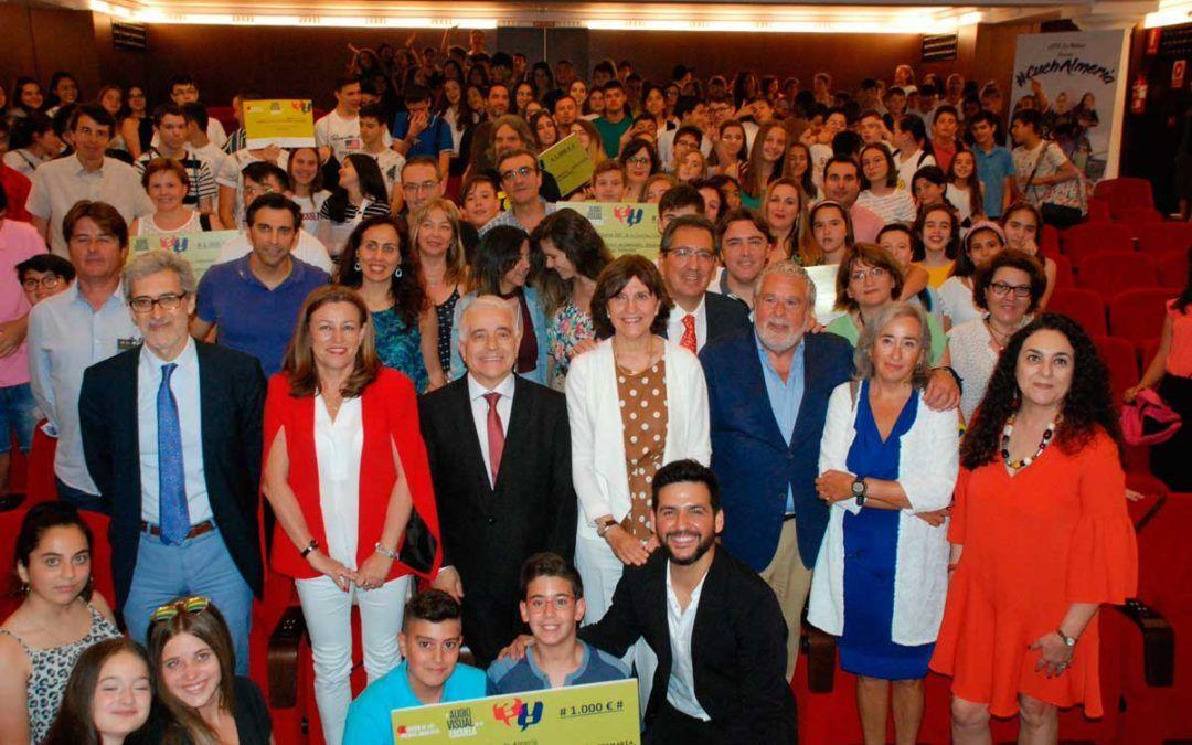 Antonio Pulido, Fundación Cajasol, El Audiovisual en la Escuela