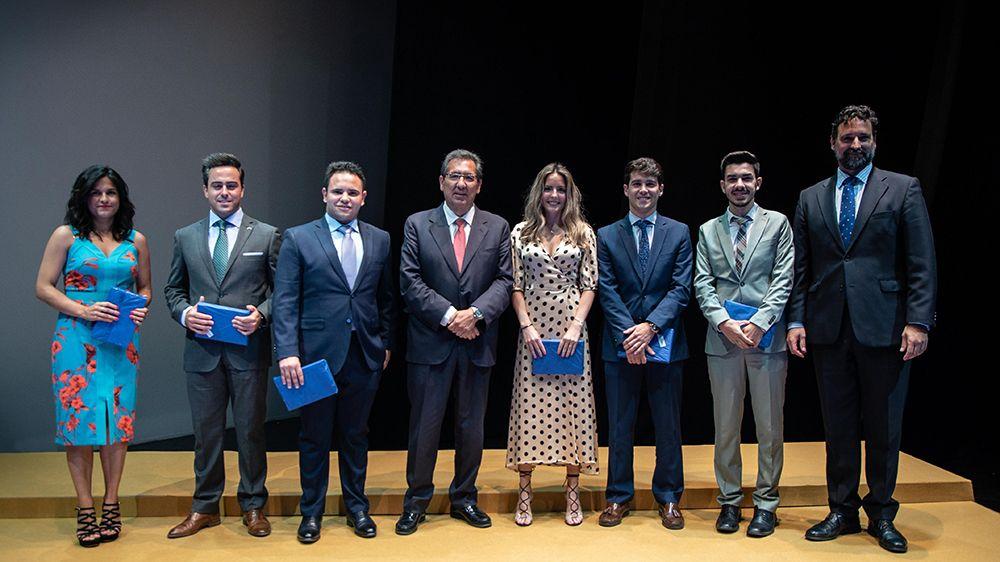 Graduación másteres Cajasol