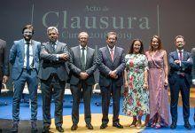 Acto de Clausura del Curso Académico 2018/2019