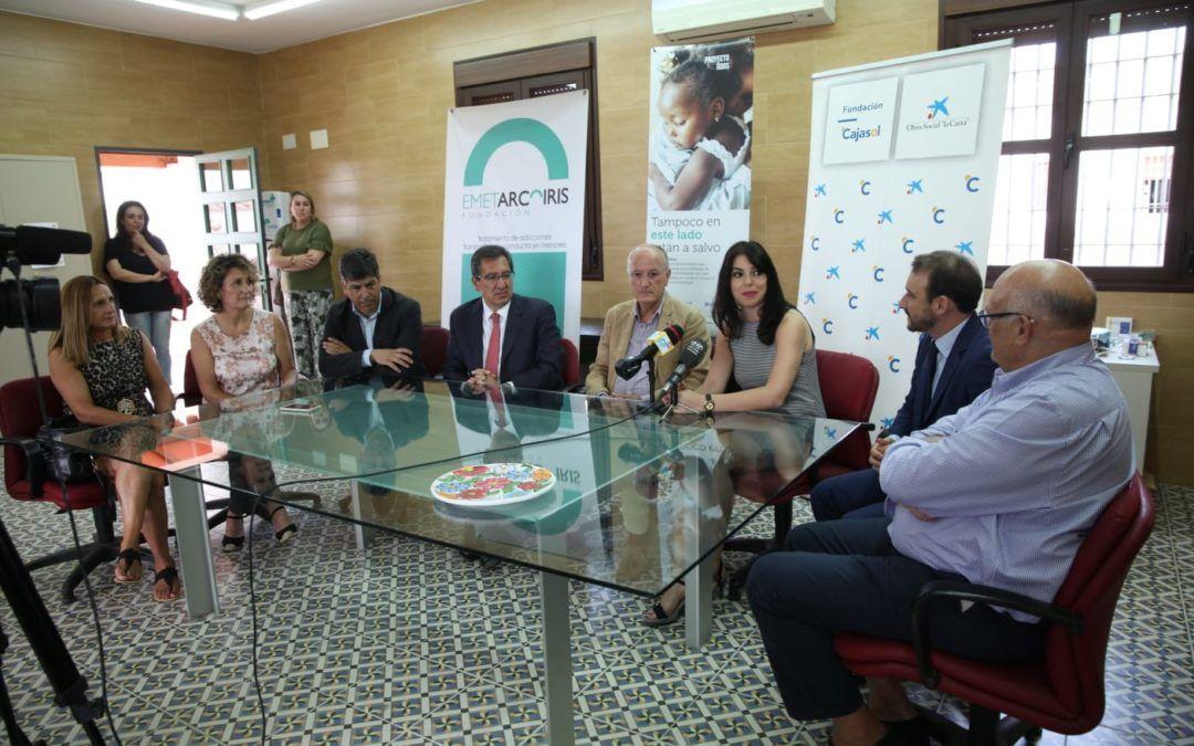 Cajasol y la Caixa respaldan el Proyecto Ödos