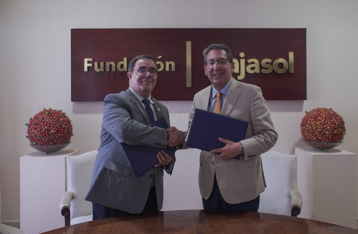 Acuerdo Cajasol - Pablo de Olavide