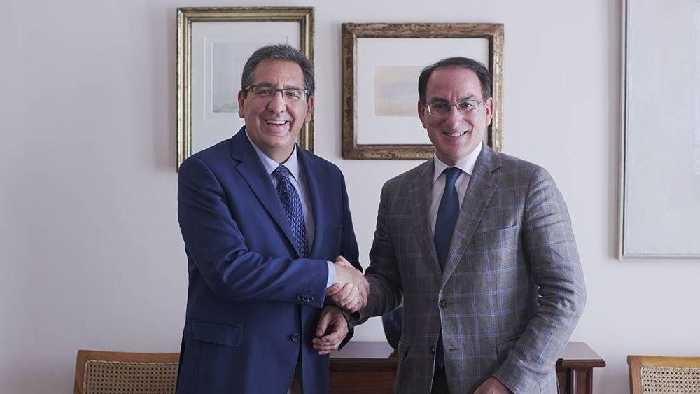 Cajasol con los Empresarios de Andalucía