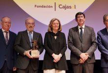 Entrega del XI Premio Jurídico ABC a Santiago Muñoz Machado en Fundación Cajasol
