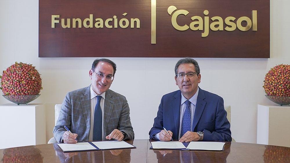 Empresarios de Andalucía y Cajasol