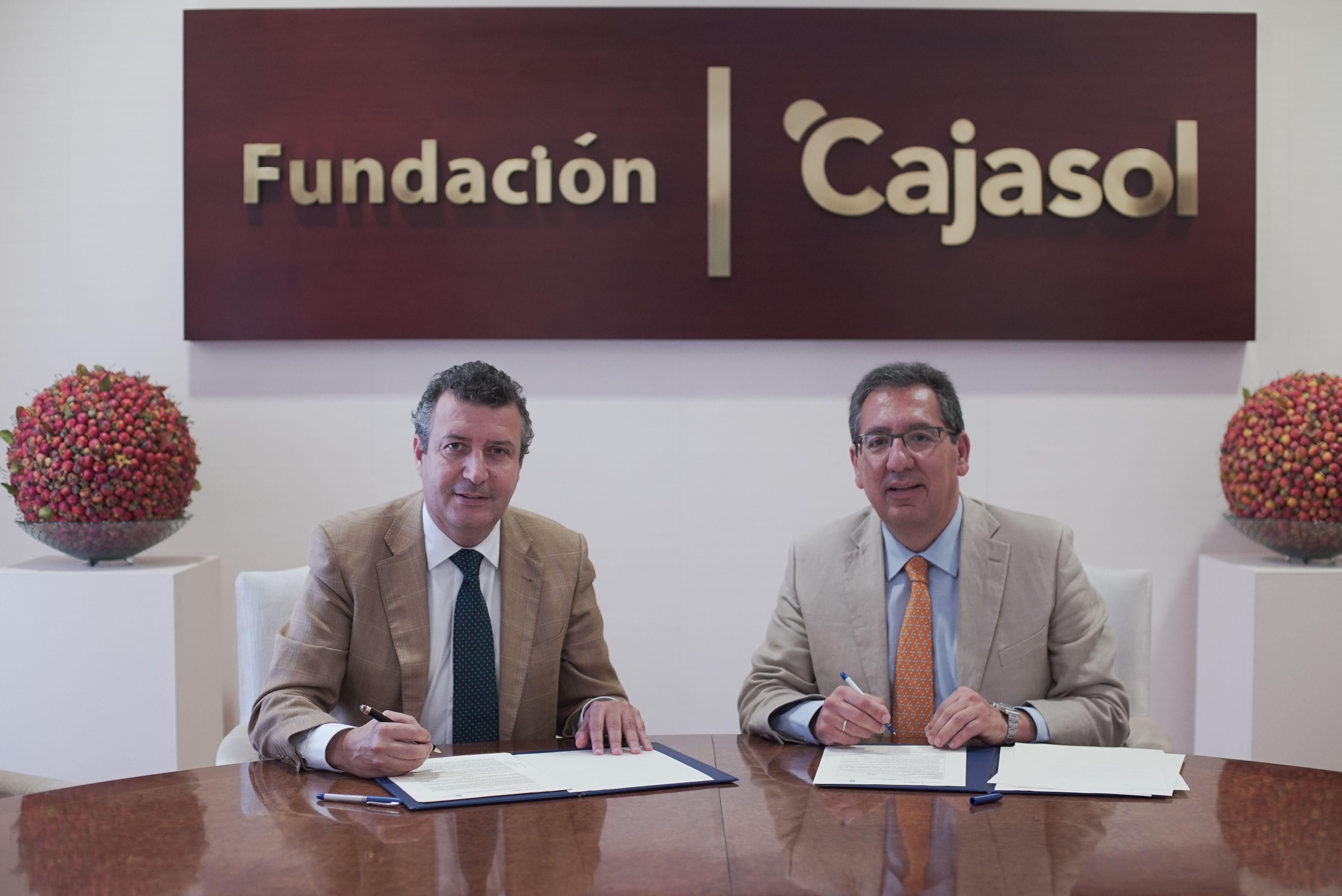 La Rinconada y Fundación Cajasol