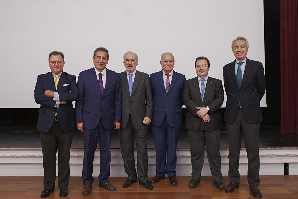 Entrega del XI Premio Jurídico ABC Cajasol