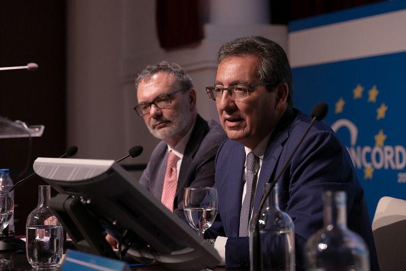 Antonio Pulido en Foro Concordi