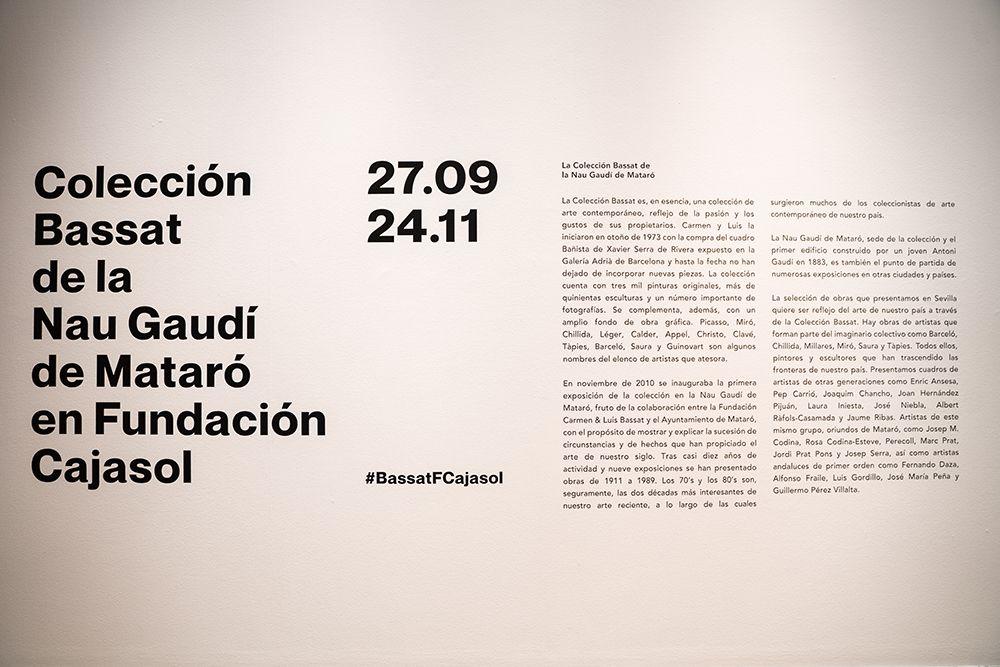 Exposición BASSAT