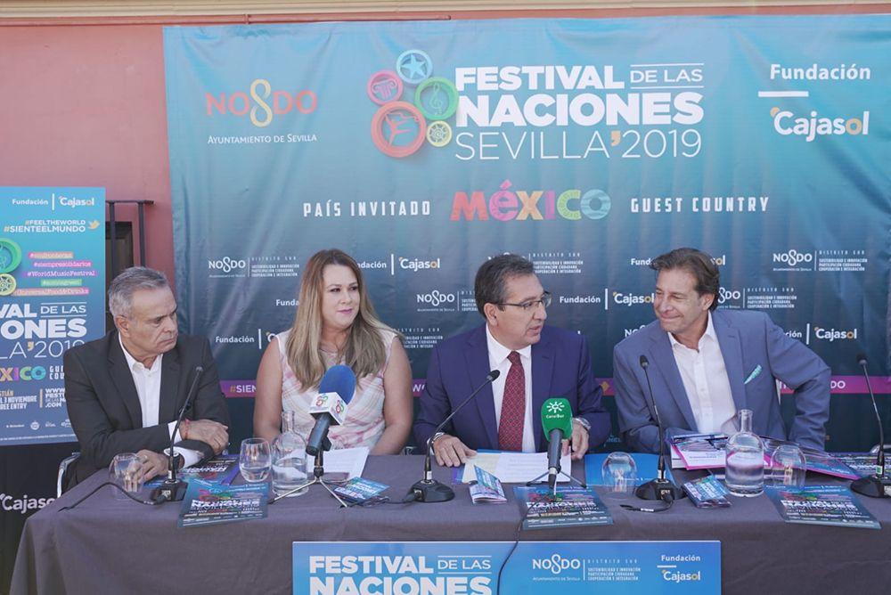 Festival de las Naciones Antonio Pulido