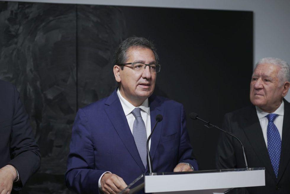 Antonio Pulido, exposición Colección Bassat en Fundación Cajasol