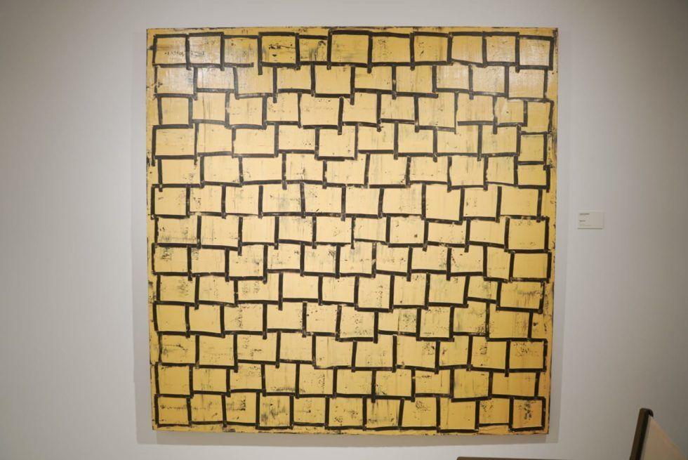 Cuadro de la Colección Bassat expuesto en Fundación Cajasol
