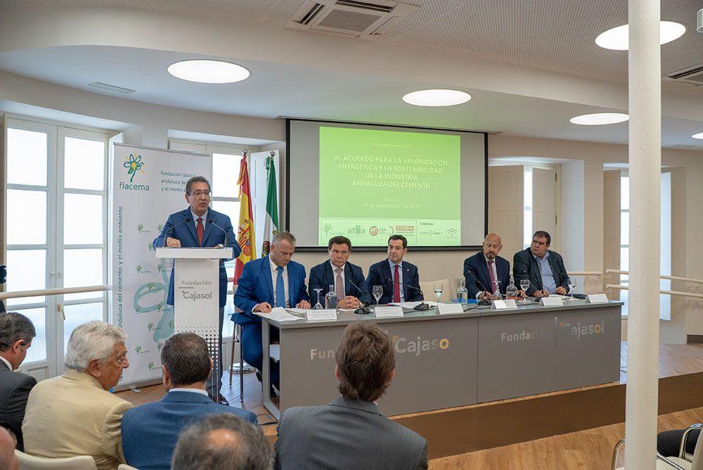 Intervención de Antonio Pulido Gutiérrez, Presidente de la Fundación Cajasol