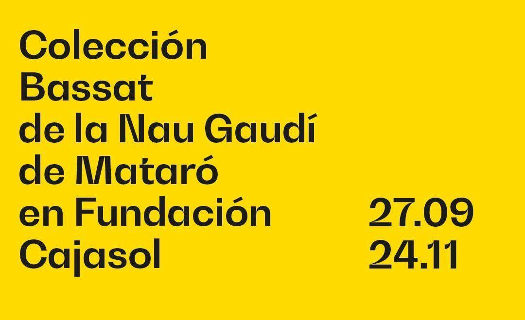Colección Bassat en Fundación Cajasol