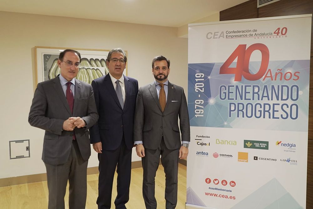 AFA y CEA organizan una jornada sobre fundaciones y empresas en la Fundación Cajasol